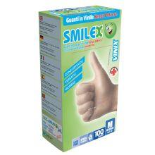 Smilex Vinix Guanti SENZA polvere (100 pezzi)