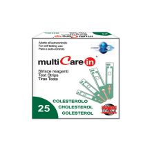 MULTICARE IN CHOLESTEROL 25