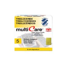 MULTICARE IN TRYGLYCERIDES 25