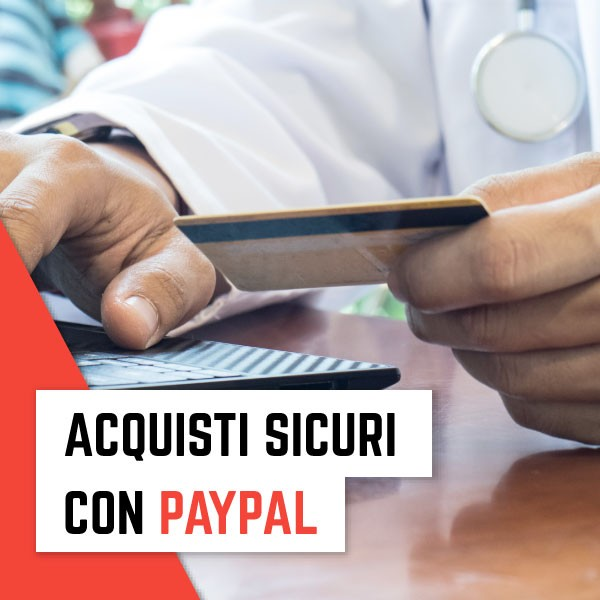 Acquisti sicuri con PayPal